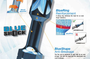 New impact bits Blueshock